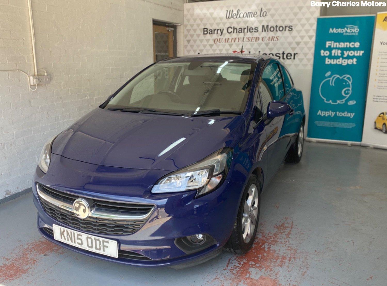 2015 Vauxhall Corsa 1.3CDTi Excite (a/c)(s/s) 3d (15 reg)